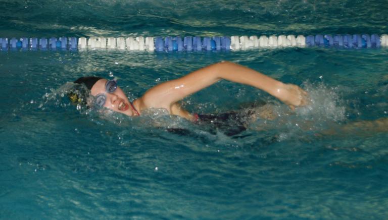 Bahnschwimmer
